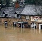 Flood Damage in Wigan