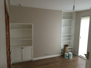 Internal Decorating Service in Longton
