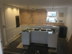 Domestic Builders in Over Alderley