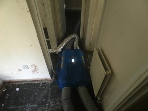 Flood Restoration in Whitchurch