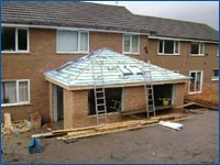 House Extensions in Nantwich